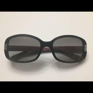 Coach HC 8003 (L004 Lillian )  Sunglasses